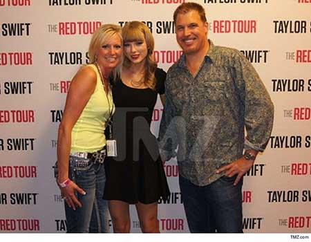 La foto que Taylor Swift no quiere que veas