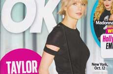 Taylor Swift Embarazada! [OK!]