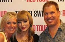 DJ admite que tocó trasero de Taylor Swift