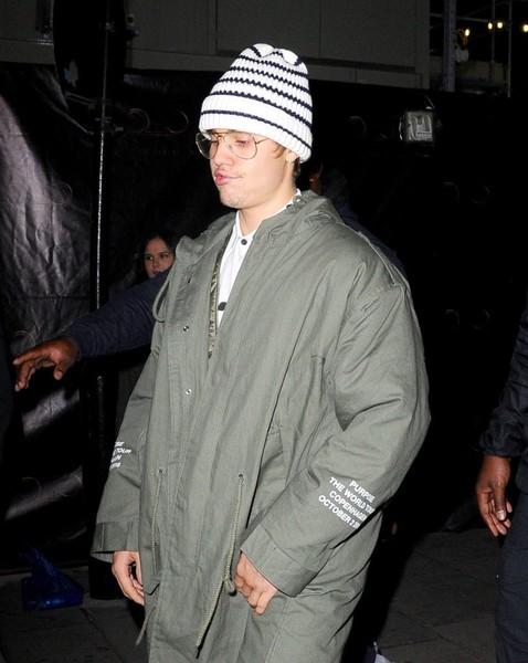 Justin Bieber: Instagram es para el diablo!