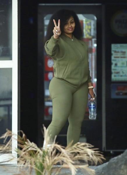 Rob Kardashian y Blac Chyna volvieron! HA!