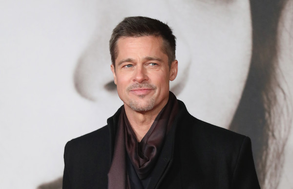 Brad Pitt quiere documentos de custodia sellados PRIVADOS!!
