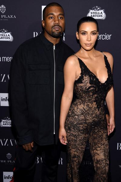 Matrimonio de Kanye y Kim tenso desde antes del breakdown