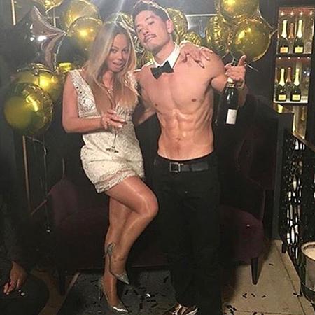 Mariah Carey confirma relación con Bryan Tanaka!!