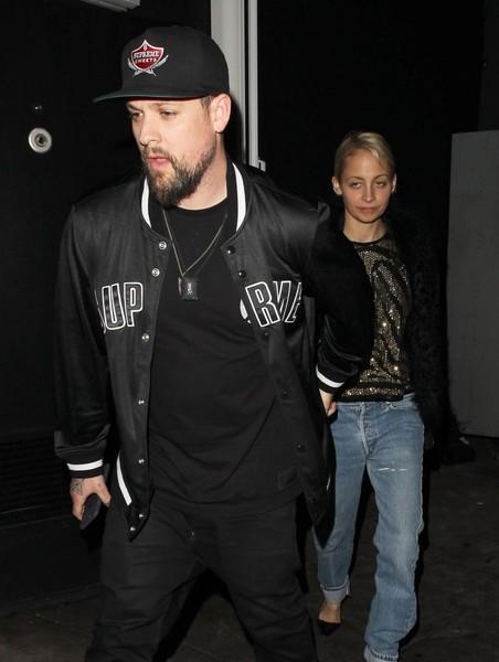 Nicole Richie lista para dejar a Joel Madden?