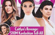 La venganza de Caitlyn: libro sobre las Kardashians