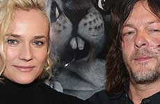 Diane Kruger y Norman Reedus saliendo oficialmente?