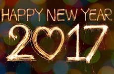 Feliz 2017 Farandulistas! Últimos chismes