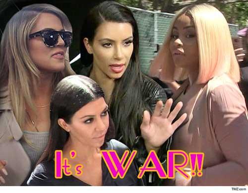 Las Kardashians: Blac Chyna NUNCA será KARDASHIAN!