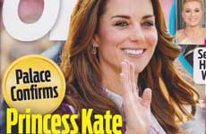 Kate Middleton embarazada – Christmas baby! [OK!]