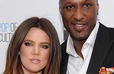 Divorcio de Khloe Kardashian y Lamar Odom casi listo