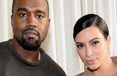 Kanye West vive separado de Kim Kardashian!