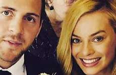 Margot Robbie confirma boda con Tom Ackerley!