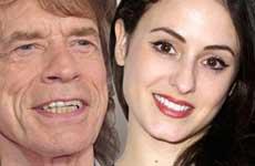 Mick Jagger ya es padre por octava vez!!