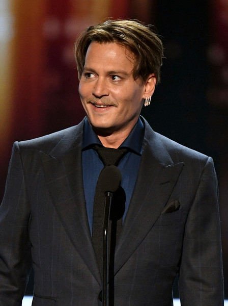 Johnny Depp People's Choice Awards 2017