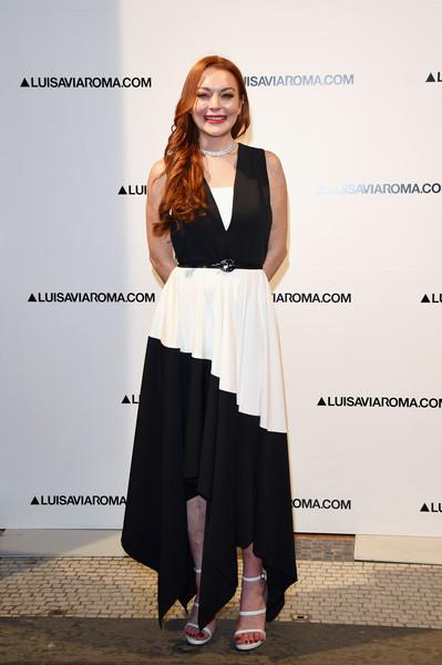 Lindsay Lohan se convirtió al Islam? What?