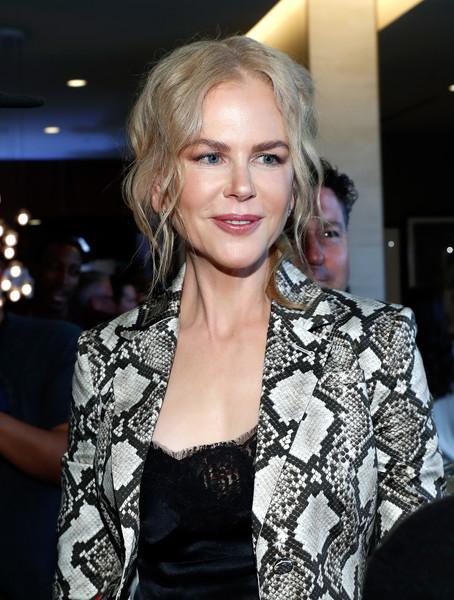 Nicole Kidman cree que es tiempo de apoyar a Trump