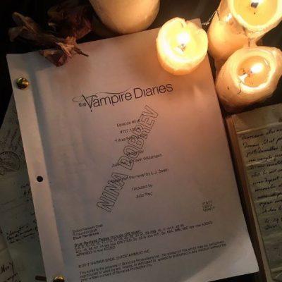 Nina Dobrev regresa a The Vampire Diaries!