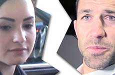 Demi Lovato termina con Luke Rockhold. Novio Nuevo!