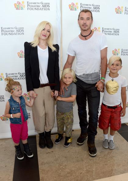 Gavin Rossdale no queria divorciarse de Gwen