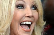 Heather Locklear a REHAB!!