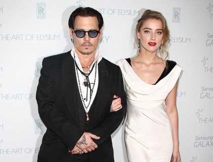 Divorcio de Johnny Depp y Amber Heard se enciende!