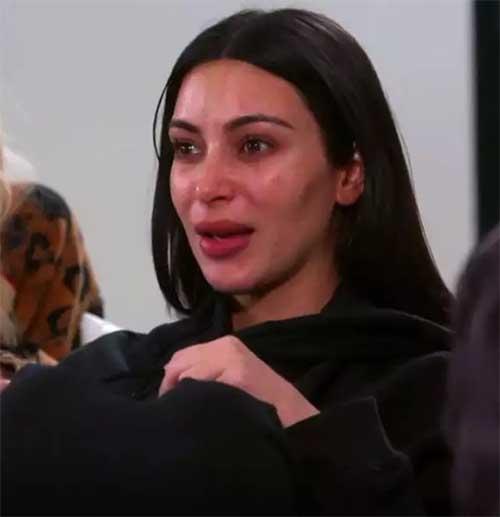 Atrapan a 17 sospechosos de robar a Kim Kardashian en París