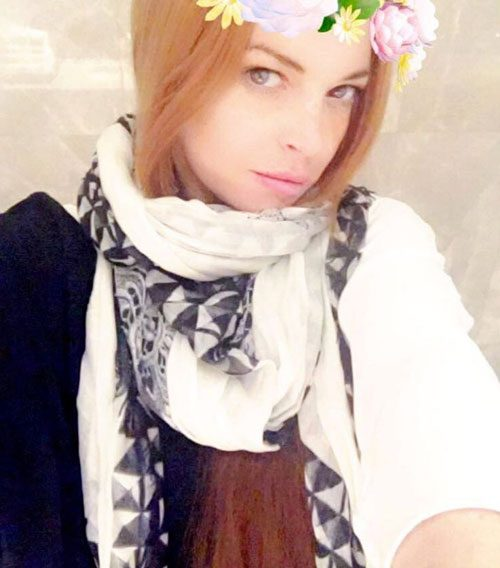 Lindsay Lohan quiere destruir ISIS con un poema