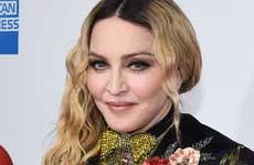 Madonna adoptará dos niños de África?