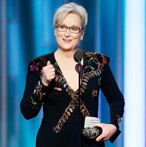 Discurso de Meryl Streep Golden Globes, Trump contesta.