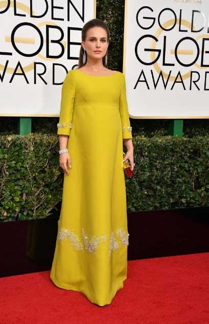 Lo Mejor de la Alfombra Roja Golden Globes 2017