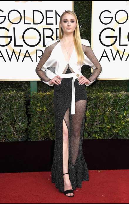 Lo Peor de la Alfombra Roja Golden Globes 2017