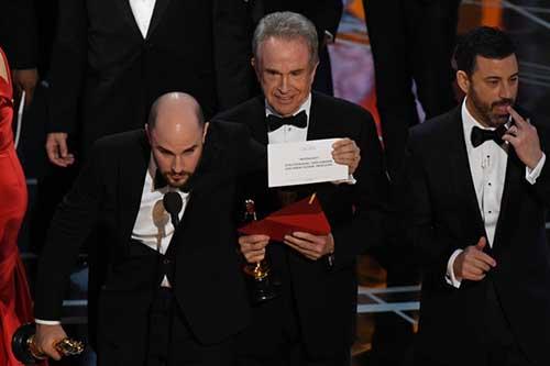 Ganadores Oscars 2017: Viola, Emma, Casey, La la... Moonlight!