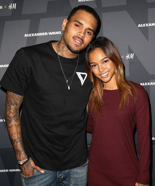 Karrueche Tran dice que Chris Brown amenazó con matarla!