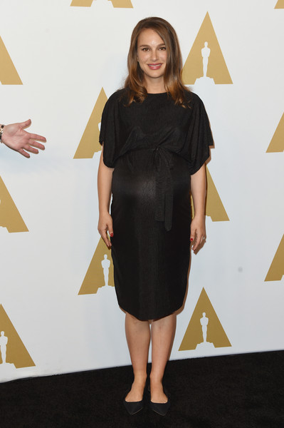 Natalie Portman no asistirá a los Oscars
