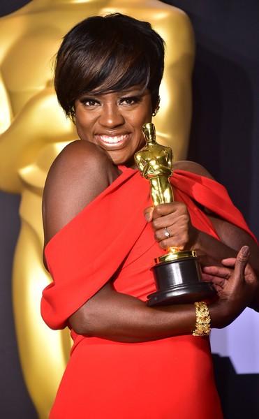 Ganadores Oscars 2017: Viola, Emma, Casey, La la… Moonlight!