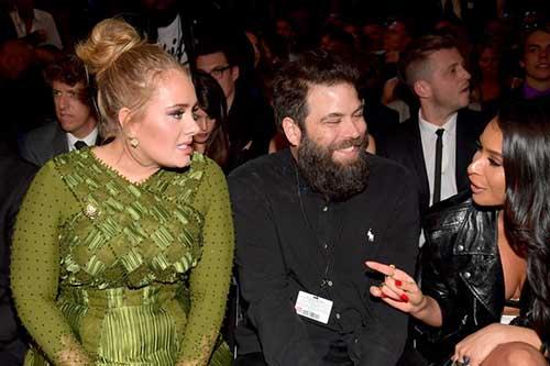 Adele confirmó que está casada!