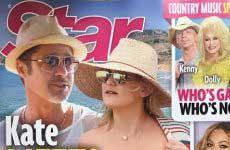 Kate conoce a los hijos de Brad! (Star)