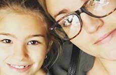 Hija de Jamie Lynn Spears grave tras accidente