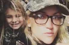 Jamie Lynn Spears vio el accidente de su hija Maddie Briann!!