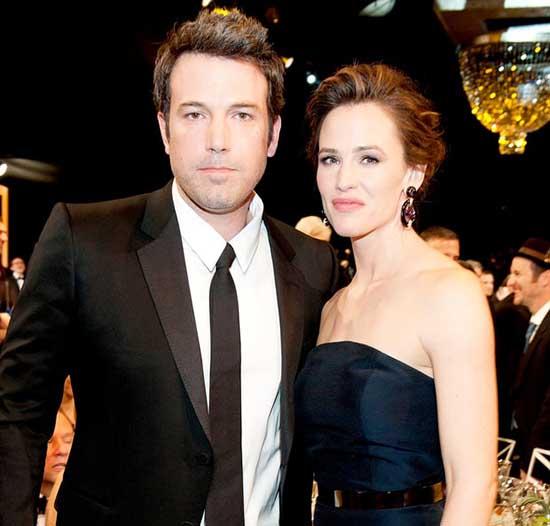 Jennifer Garner solicita el divorcio de Ben Affleck!