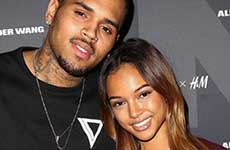 Karrueche Tran dice que Chris Brown amenazó con matarla!
