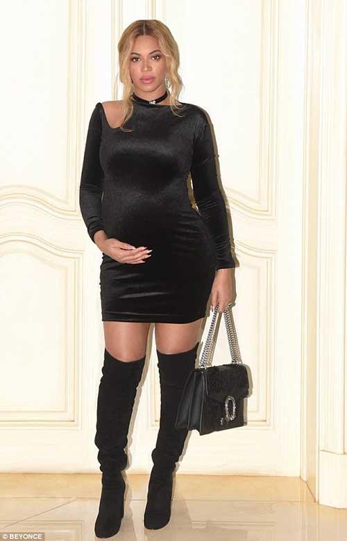 Beyoncé tendrá 2 niños? Twin Boys?