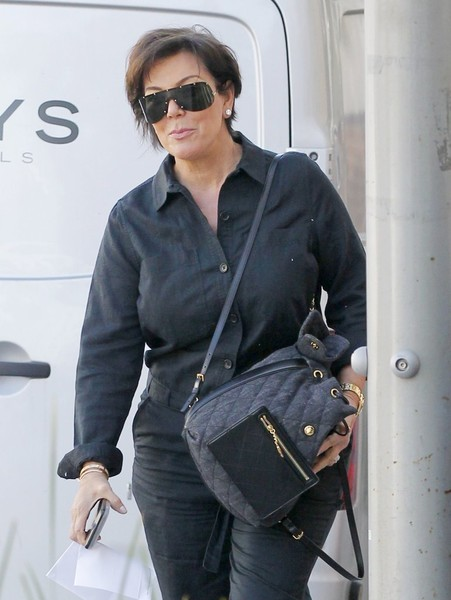 Kris Jenner engordó 22 kilos!? Deja a Corey?