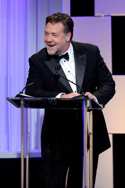 Russell Crowe ya no se ve como Gladiador