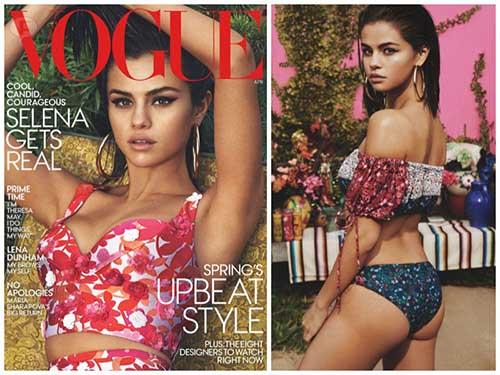 Awww... Selena Gomez quiere que la olviden! HA! Vogue