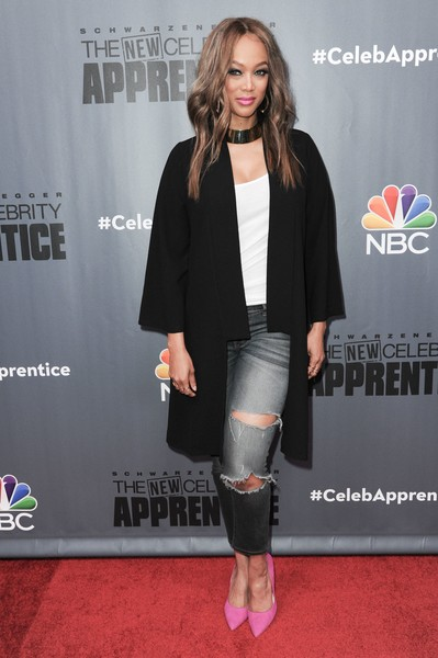 Tyra Banks reemplaza a Nick Cannon en America's Got Talent