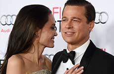 Angelina Jolie y Brad Pitt hablando de nuevo! (People)