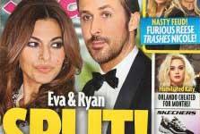 Eva Mendes y Ryan Gosling separados! (Star)