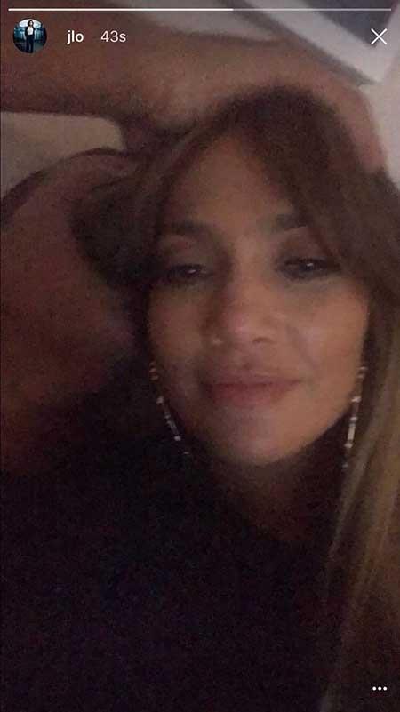 JLo comparte y luego borra foto con A Rod?